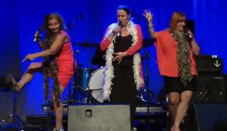Ladies Sing the Blues Åmål Bluesfest